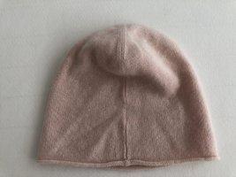 Cashmere Mütze rosa