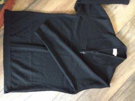 Cassis Pullover Schuurwolle schwarz in Größe 38/40