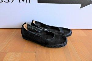 Castañer Espadrille sandalen zwart