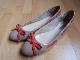 Cate Gray Classic Ballet Flats nude-orange