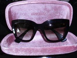 Miu Miu Retro Glasses black
