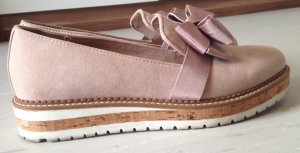 Catwalk Slip-on Shoes dusky pink mixture fibre