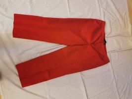 Cavalli 3/4-broek rood Gemengd weefsel