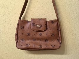 CD Crossbody bag brown-cognac-coloured