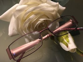 Glasses rose-gold-coloured-blackberry-red
