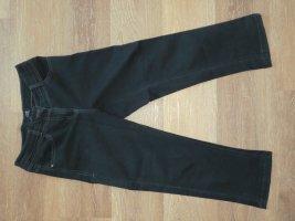 CECIL 3/4 Jeans dark denim
