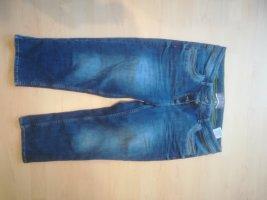 Cecil Jeans a 7/8 blu acciaio