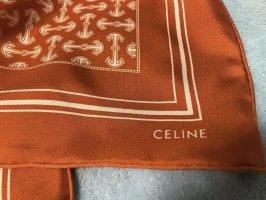 Celine Céline 100%silk Seide Damenschal Schal Damentuch Tuch 1