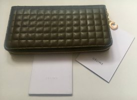 Celine Paris C Charm Brieftasche Portemonnaie