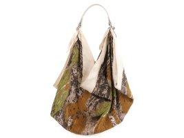 Celine Silk Scarf Shoulder Bag