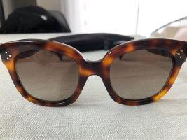 Celine Ovale zonnebril veelkleurig
