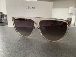 Celine Gafas de sol cuadradas gris claro