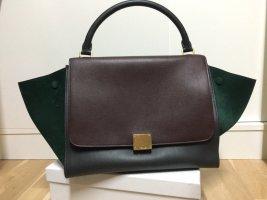 Celine Trapeze Small Bag Tasche, Original, Tricolor, Small, Leder, Original Luxus Pur