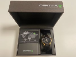 Certina DS First Lady Chrono Moon Uhr