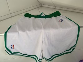 Champion Trackies white-forest green