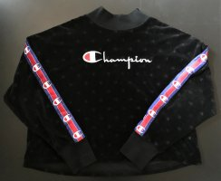 Champion Oversized Sweater multicolored cotton