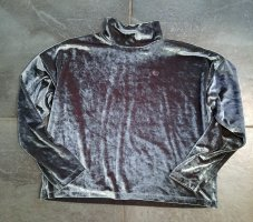 Champion Felpa petrolio-grigio ardesia Cotone