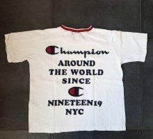 Champion T-shirt veelkleurig Katoen