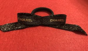 Chanel Ribbon black-gold-colored