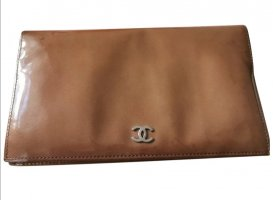 Chanel Bifold patent leather