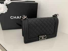 Chanel Boy Original Soft Kaviarleder
