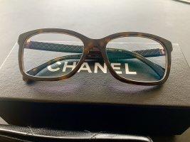 Chanel Bril bruin