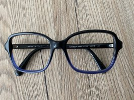 Chanel Glasses black-blue