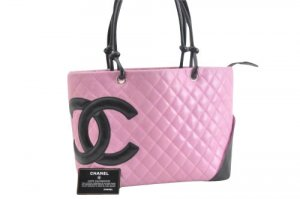 Chanel Cambon Tote Bag