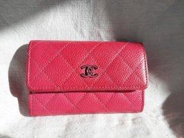 Chanel Card holder in Caviar Leather
