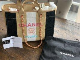 Chanel Borsa shopper multicolore Cotone