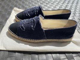 Chanel Espandrilles jeans