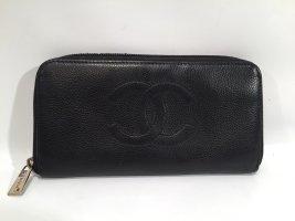 Chanel Geldbörse in schwarz
