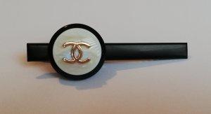 Chanel Hair Clip black
