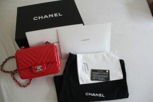 Chanel Handtasche rot