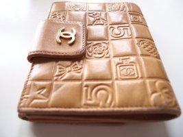 Chanel Portemonnaie Beige