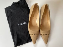 Chanel Escarpins Mary Jane multicolore