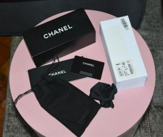 Chanel Glasses black mixture fibre