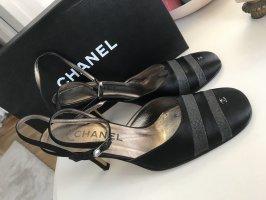 Chanel Schuhe, 36,5  Stoff mit fäden