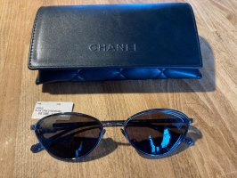 Chanel Gafas Retro marrón grisáceo