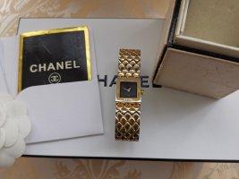Chanel Montre numérique doré