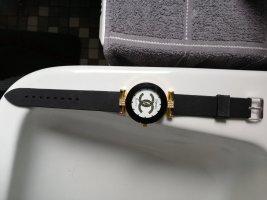 Chanel Analog Watch black
