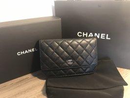 Chanel WOC Wallet on Chain in Fullset