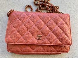 Chanel Sac de soirée rose