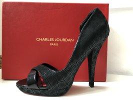 Charles Jourdan High Heels black