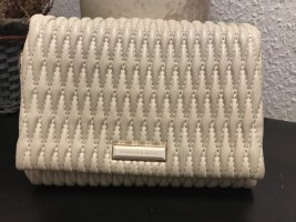 Charles & Keith Clutch cream