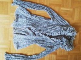 Charmante Bluse mit Rüschen von Marvin Gr 40