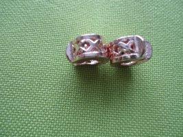 Charmclips rosevergoldet