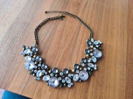 Charming Charlie Statement Necklace multicolored
