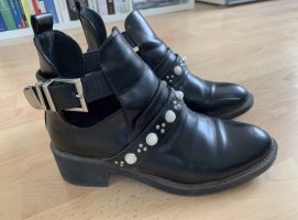Lucky Shoes Botines Chelsea negro
