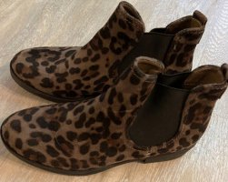Chelsea Boot Leopardenmuster